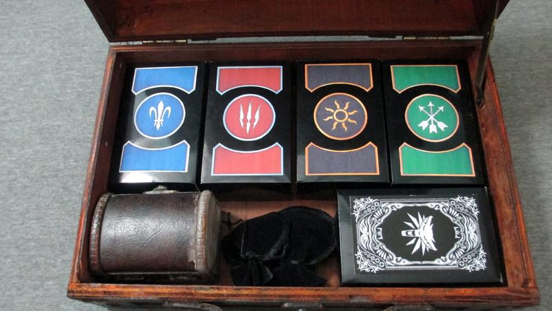 """Фанатка создала идеальную версию карточной игры Гвинт из """"Ведьмака"""""""